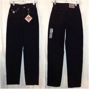 NWT Women's Size 25/1 Rockies Relaxed Fit Jeans